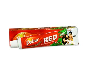 Pasta do zebów Red Dabur 200g
