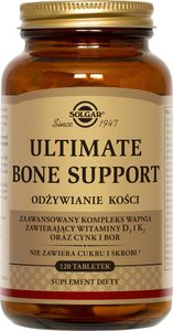 SOLGAR Bone Support Ultimate 120 tabletek